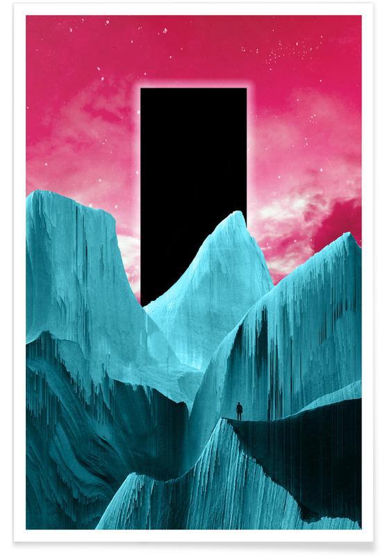 Abstracte landschappen, Ignorance Is Trust poster