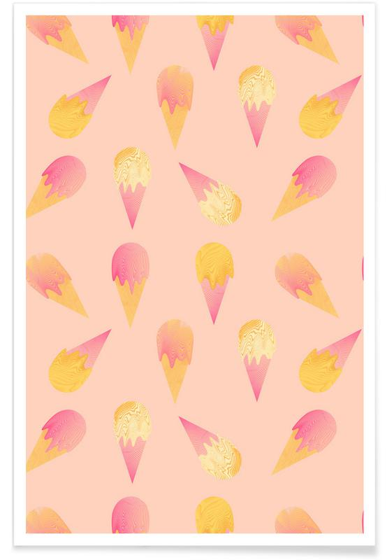 Glaces, Is It Ice Cream Season Yet? affiche