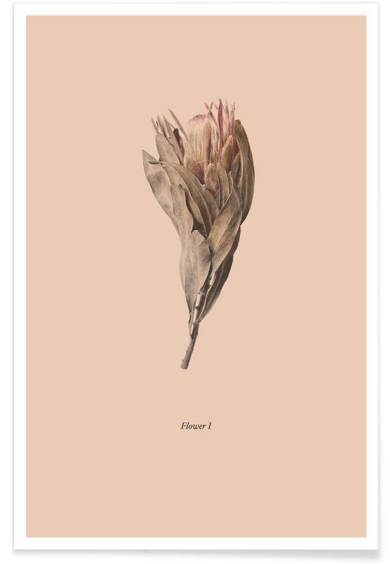 , Botanico I Poster