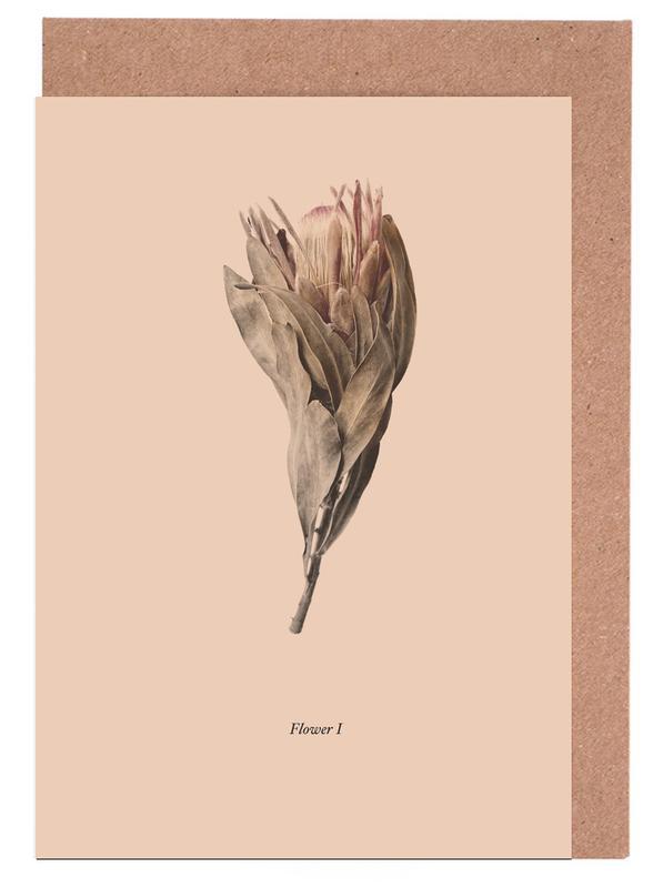 , Botanico I Greeting Card Set