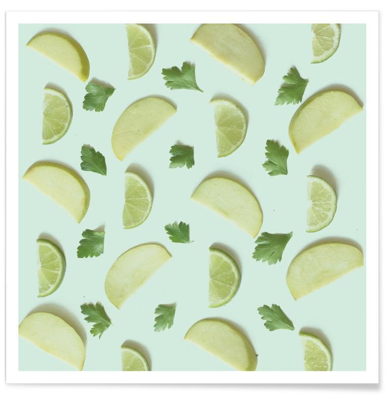 Lemons, Mele Poster