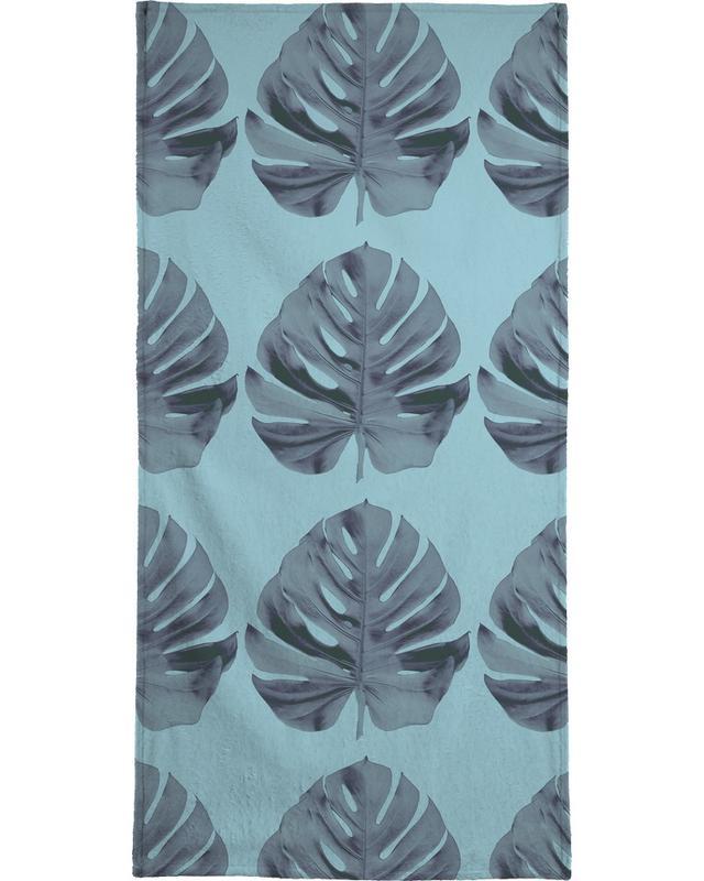 Leaves & Plants, Tropicale I Bath Towel