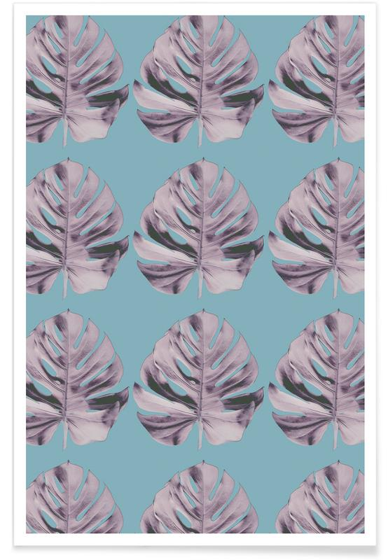 Leaves & Plants, Tropicale II Poster