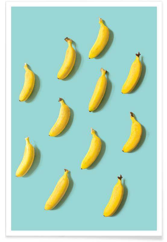 Bananas, Banane Poster