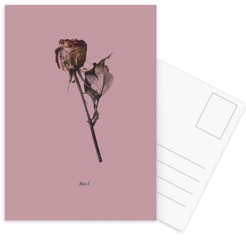 Botanico III Postcard Set
