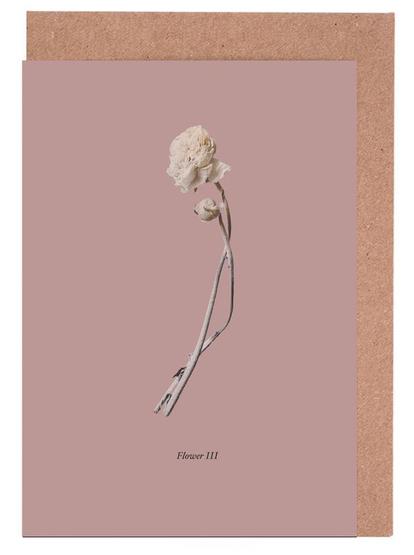 , Botanico IV Greeting Card Set