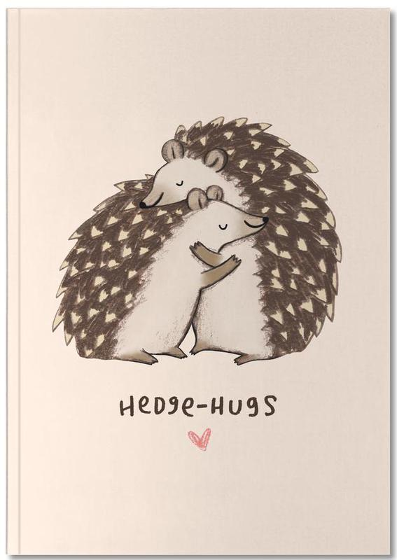 Hedgehugs Notebook