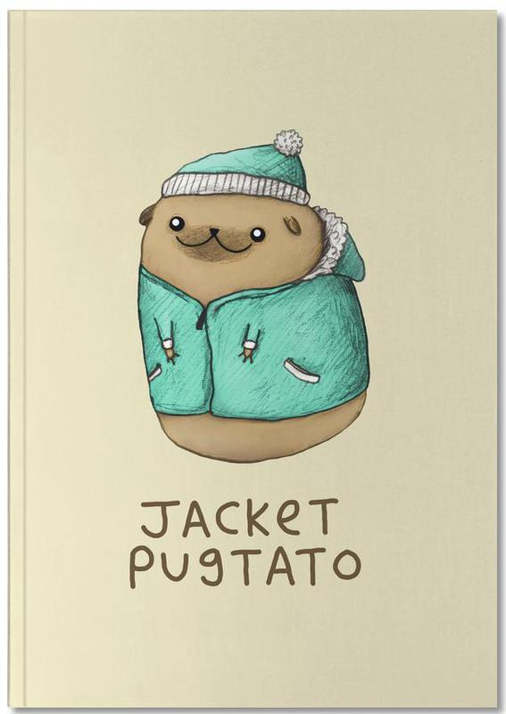 Jacket Pugtato Notebook