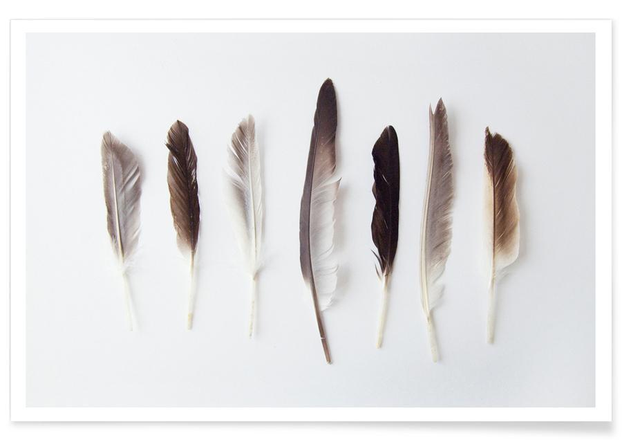 Plumes, Autumn Feathers affiche
