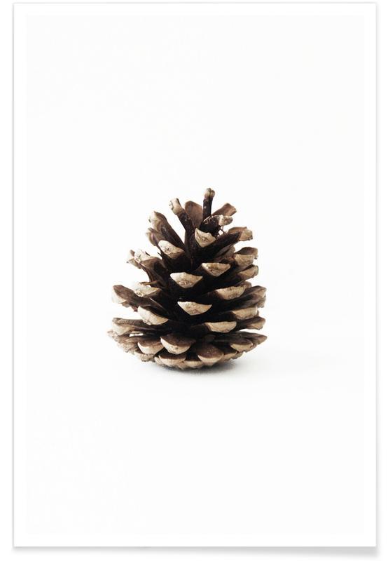 Kerst, Pinecone N1 poster