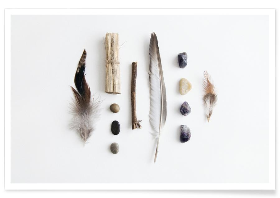 Plumes, Tribe affiche