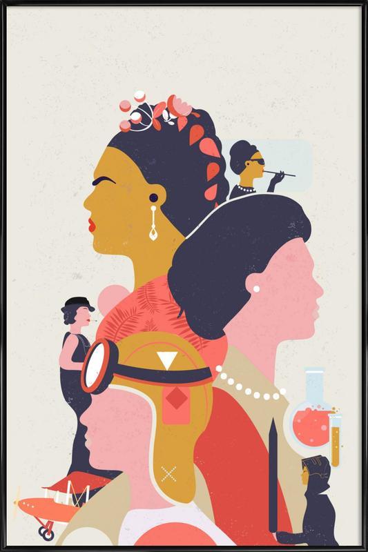 Phewomenal Framed Poster