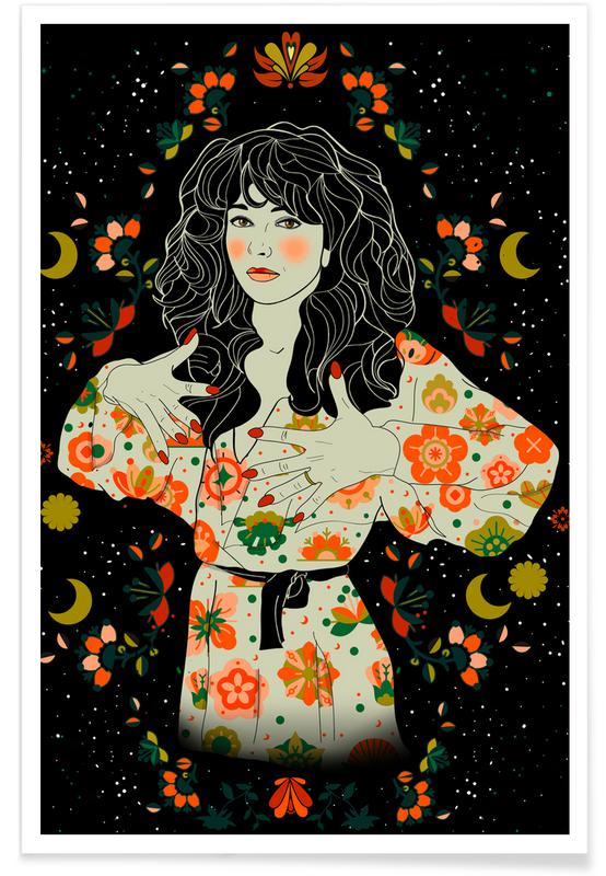 , Kate Bush affiche