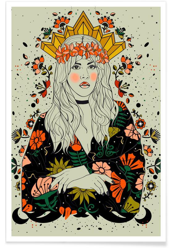 , Stevie Nicks -Poster