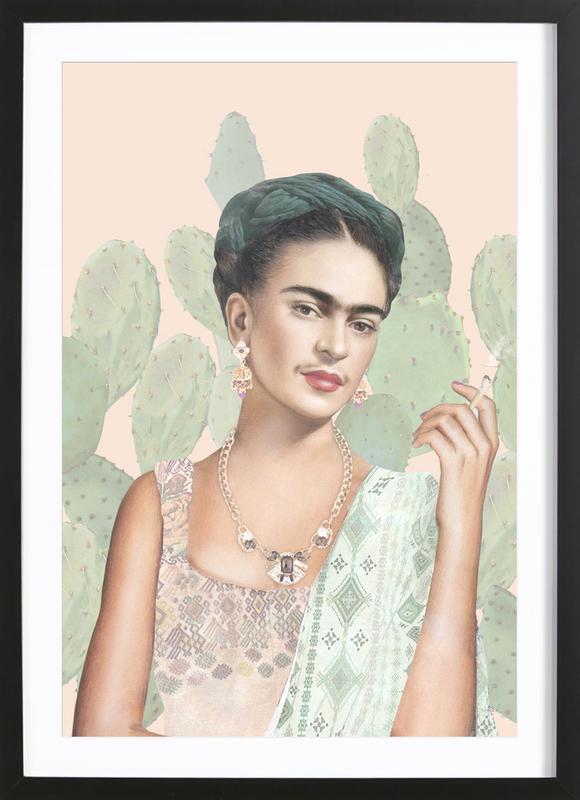 Couture Mexicaine ingelijste print