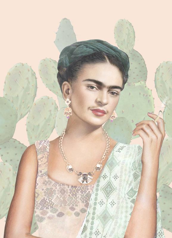 Couture Mexicaine -Leinwandbild