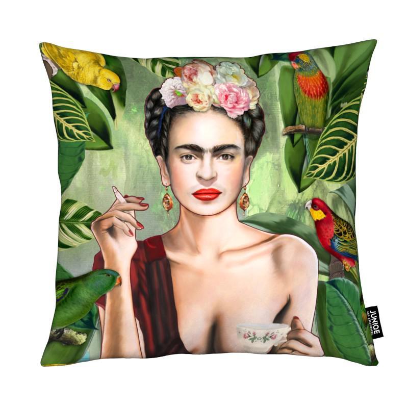 Frida Kahlo, Frida Con Amigos