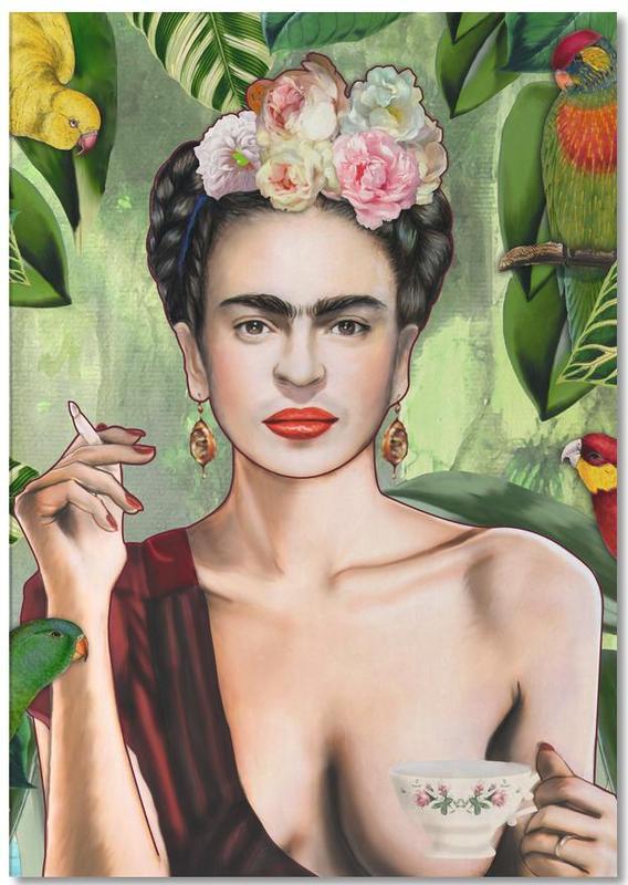 Frida Con Amigos -Notizblock