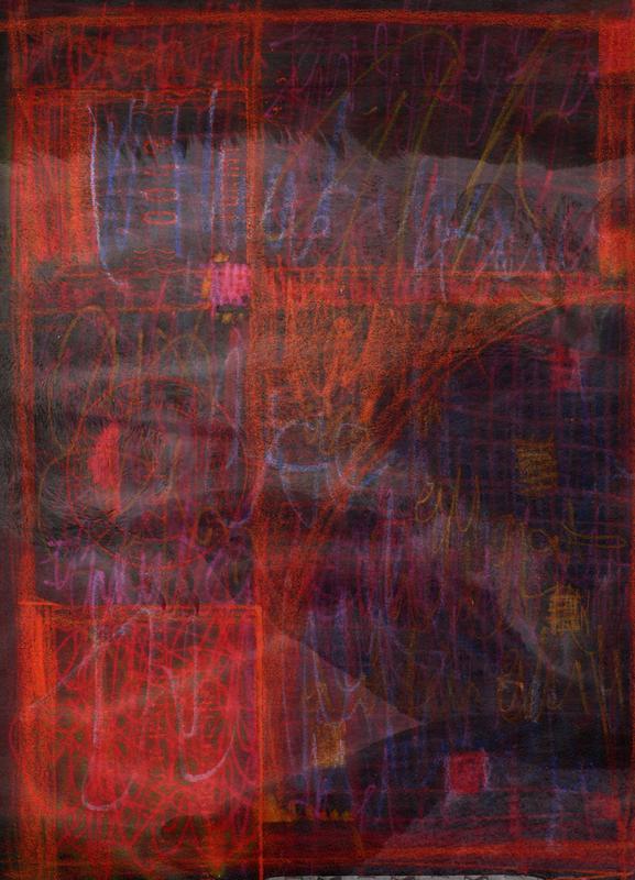 Imprint 02 -Leinwandbild