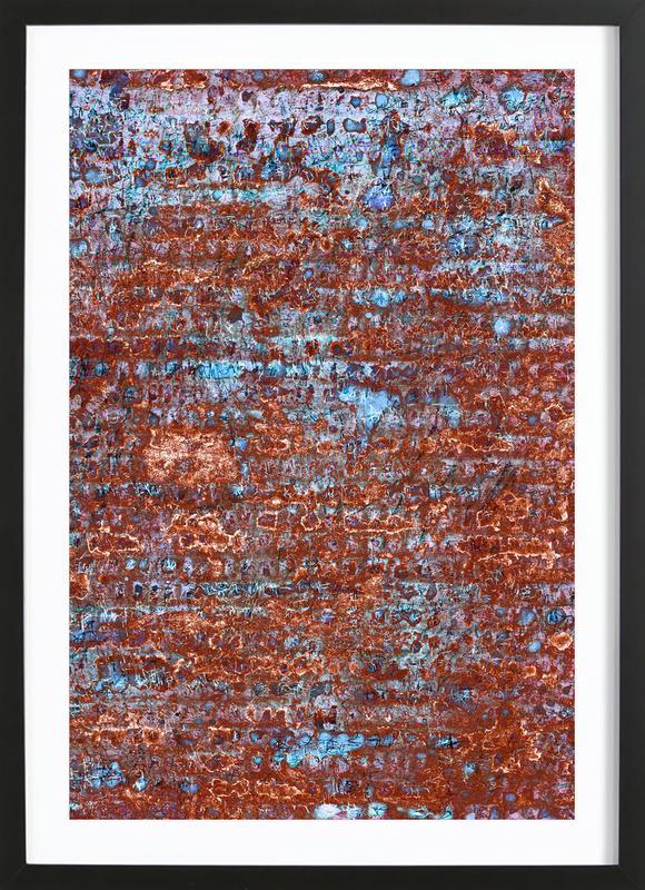 Rhytm 04 Framed Print