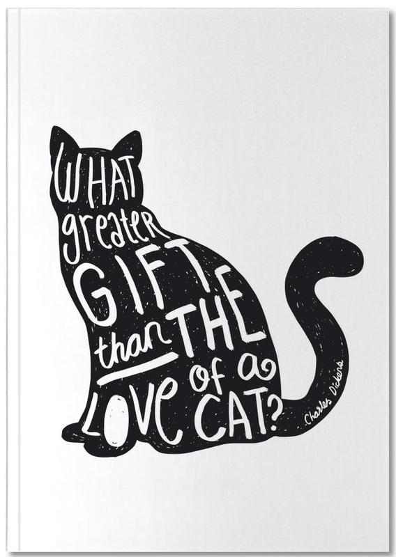 Dickens' Cat Notebook