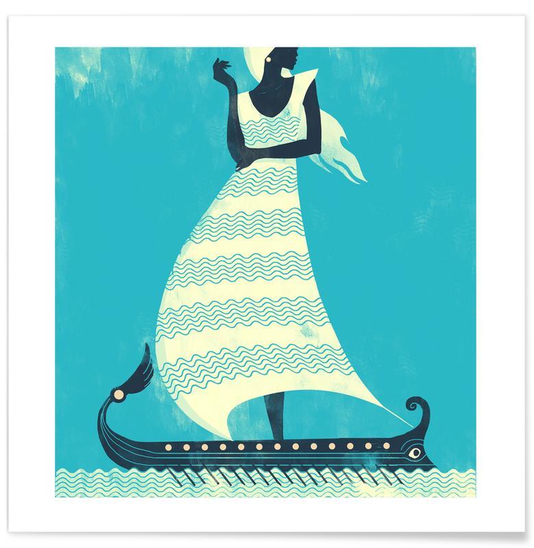 , Sail Poster