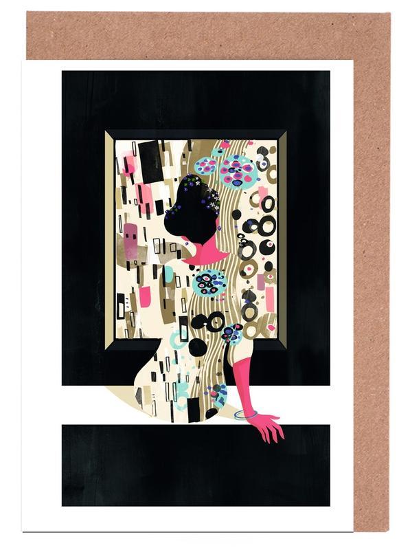 Klimt Greeting Card Set