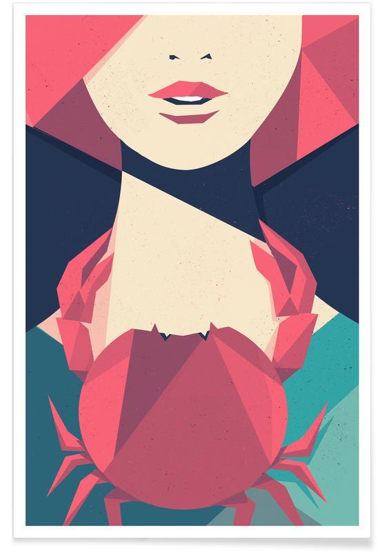 , Cancer -Poster