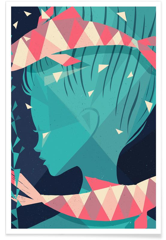 , Pisces Poster
