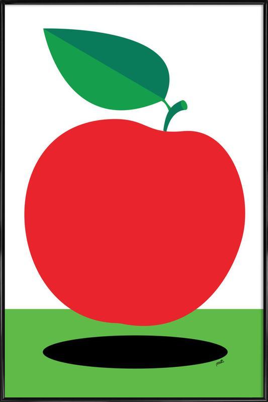 Apple 1 ingelijste poster