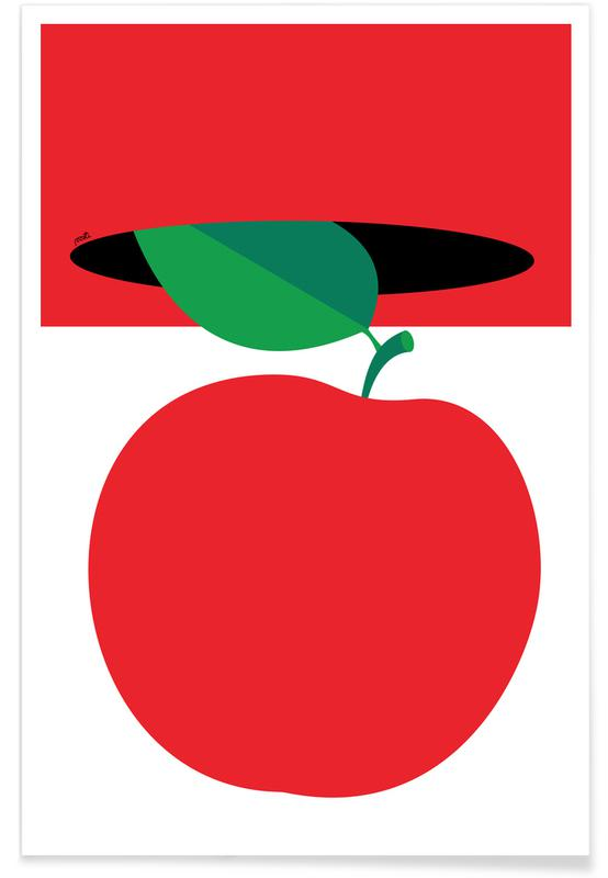 Apple 3 -Poster