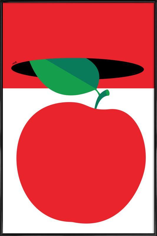 Apple 3 Framed Poster