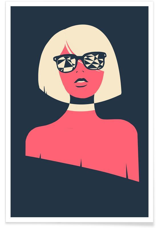Portraits, Ellas 8 Poster