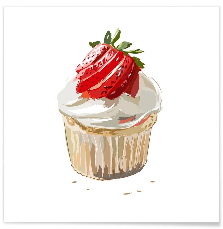 , Cupcake Poster