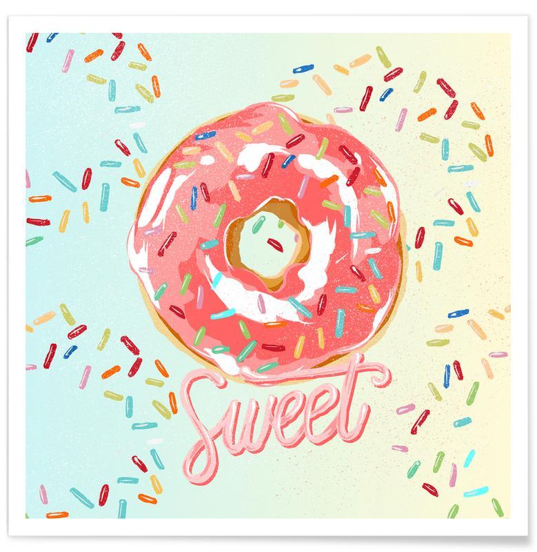 , Doughnut -Poster