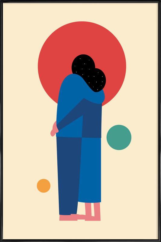 A Moment Framed Poster