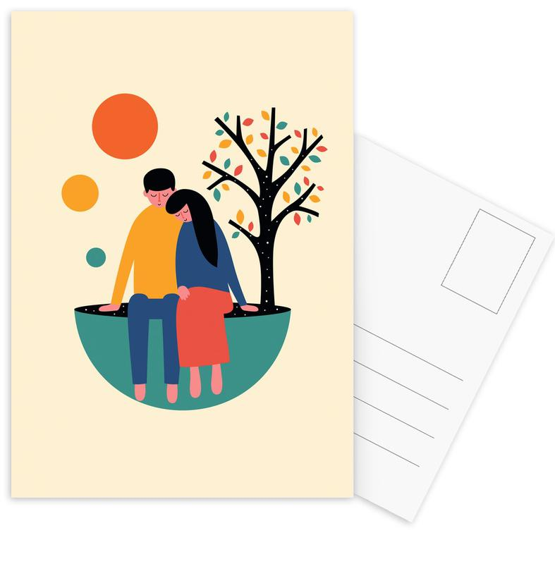 Always and Forever Postcard Set