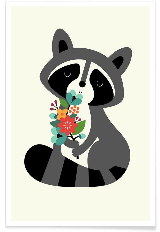 Glückwünsche, Muttertag, Beautiful Days -Poster