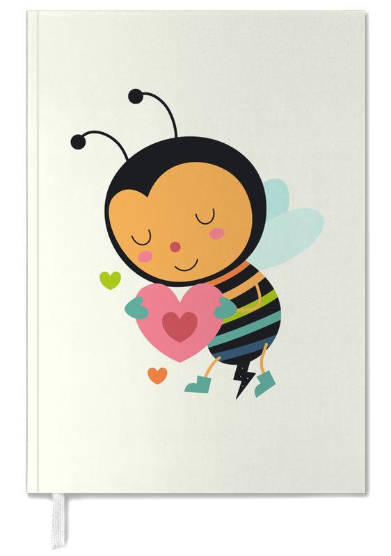 Cœurs, Abeilles, Anniversaires de mariage et amour, Bee Mine agenda