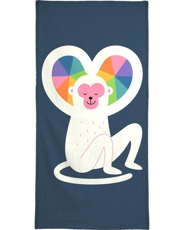 Apen, Jubileums en liefde, Harten, Heart strandlaken