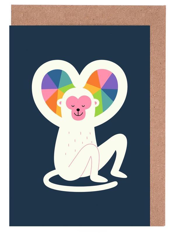 Heart Greeting Card Set