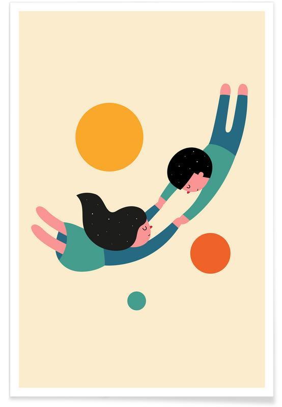 Hochzeiten, Paare, Valentinstag, Won't Let Go -Poster