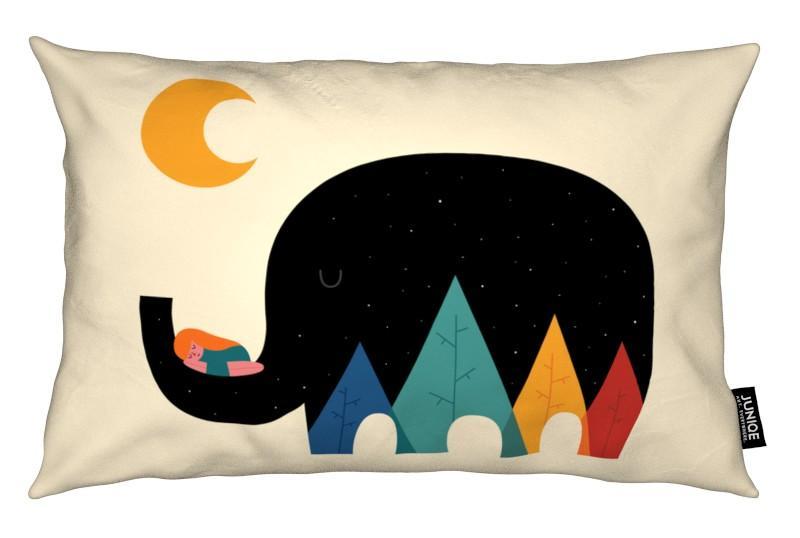 Nursery & Art for Kids, Elephants, Dream in the Air