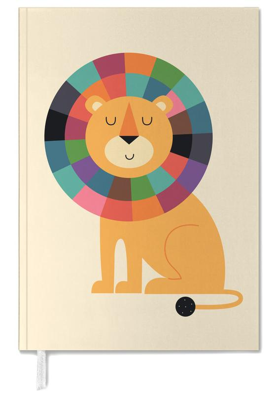 Nursery & Art for Kids, Lions, Mr Confidence Personal Planner
