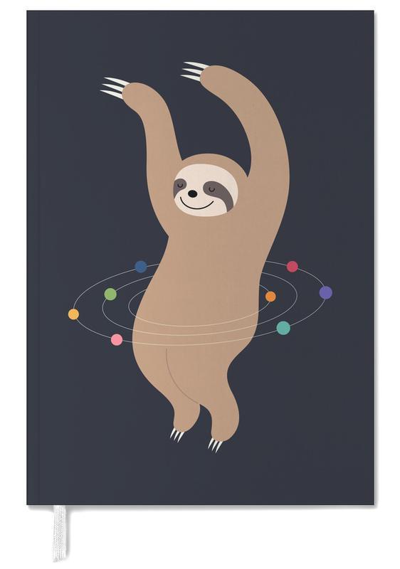 Luiaards, Kunst voor kinderen, Sloth Galaxy agenda