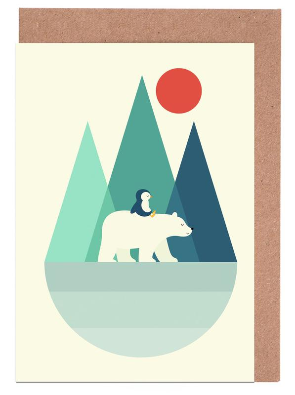 Bear You Greeting Card Set