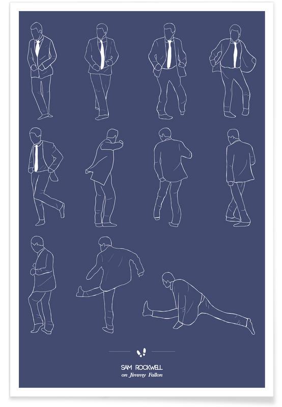 Danse, Danse de Jimmy Fallon affiche