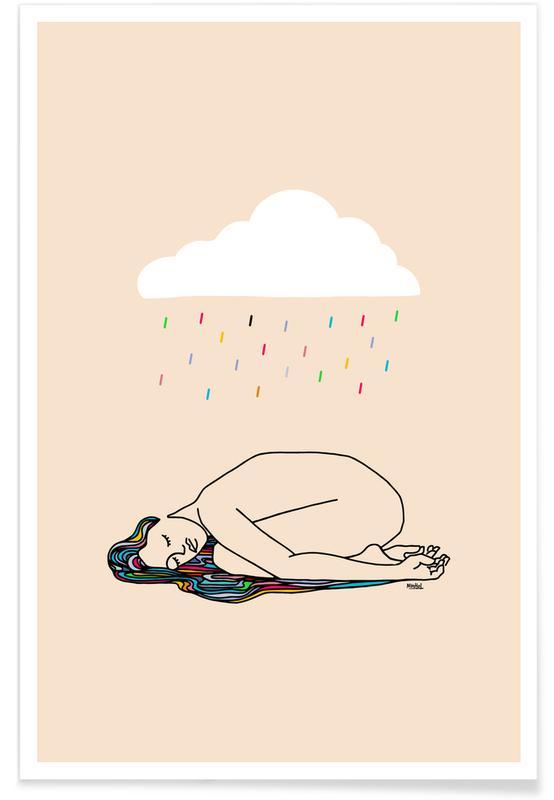 Rain over Me affiche