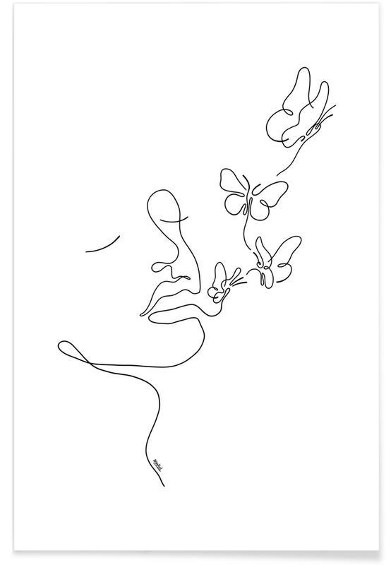 Portretten, Butterflies In My Stomach poster