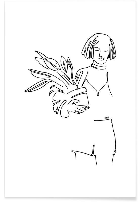 Films, Mathilda poster
